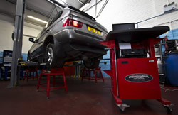 Servicing for all makes and models of cars and bikes